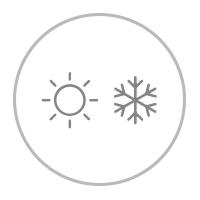 icona climatizzazione