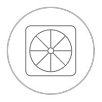 icona ventilazione
